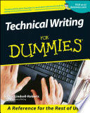 """Technical Writing For Dummies"" by Sheryl Lindsell-Roberts"