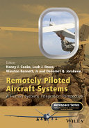 Remotely Piloted Aircraft Systems