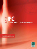 2012 IFC Code and Commentary