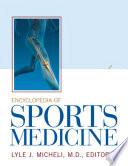 Encyclopedia of Sports Medicine Book