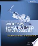Microsoft Windows Small Business Server 2003 R2