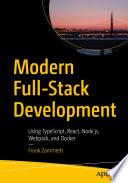 Modern Full-Stack Development