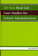 All New Real life Case Studies for School Administrators