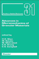 Advances in Micromechanics of Granular Materials