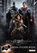 Batman Vs Superman Mega Sticker Book