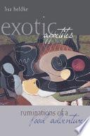 Exotic Appetites Book