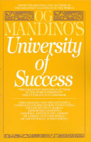 Cover of University of Success