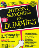 Internet Searching For Dummies