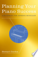 Planning Your Piano Success Book