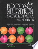 """Foods & Nutrition Encyclopedia, Two Volume Set"" by Marion Eugene Ensminger, Audrey H. Ensminger"