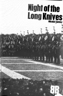 Read Online Night of the Long Knives Epub