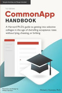 CommonApp Handbook