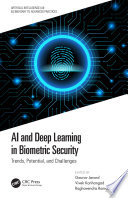 AI and Deep Learning in Biometric Security Book