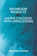 Kronecker Products and Matrix Calculus with Applications [Pdf/ePub] eBook