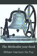 The Methodist Year book