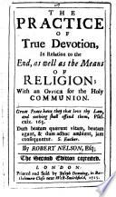 The Practice of True Devotion Book