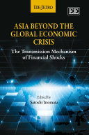 Asia Beyond the Global Economic Crisis Book