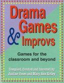 Drama Games & Improvs Pdf/ePub eBook