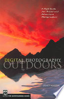 Digital Photography Outdoors Book
