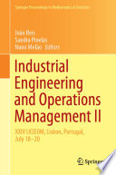 Industrial Engineering and Operations Management II
