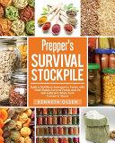 Prepper s Survival Stockpile