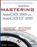 Mastering AutoCAD 2009 and AutoCAD LT 2009