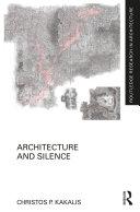 Architecture and Silence Pdf/ePub eBook