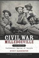 Civil War Milledgeville Pdf