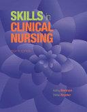 Skills in Clinical Nursing Book