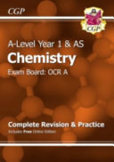 A-Level Year 1 and AS Chemistry