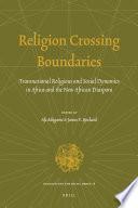 Religion Crossing Boundaries