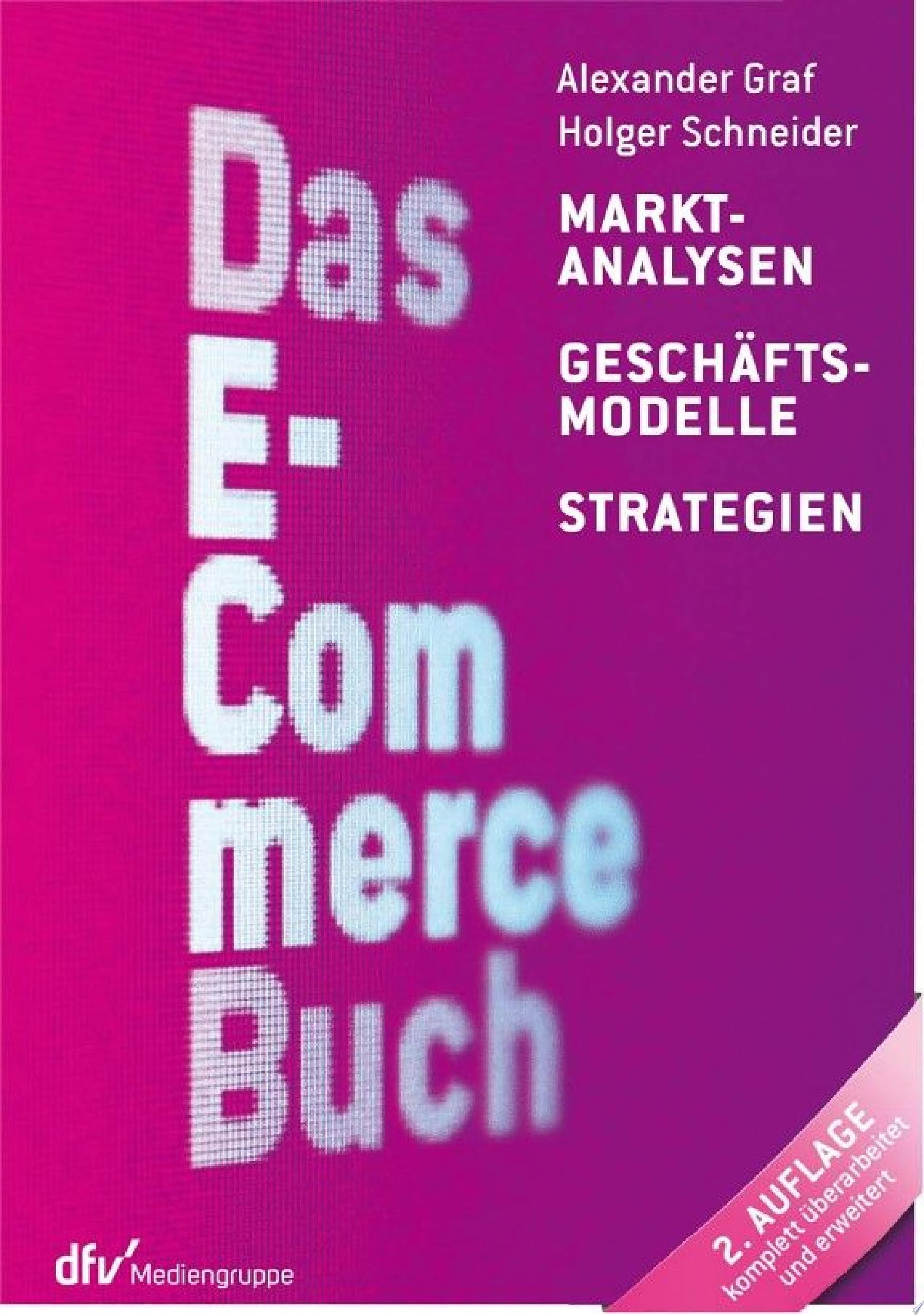 Das E Commerce Buch