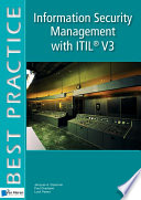 Information Security Management with ITIL   Book