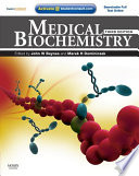 """Medical Biochemistry"" by John Baynes, Marek H. Dominiczak"