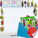 Children Just Like Me Stationery Box