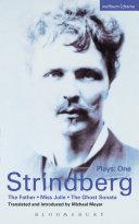 Strindberg Plays: 1