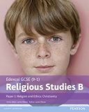 Edexcel GCSE (9-1) Religious Studies B Paper 1: Religion and Ethics - Christianity