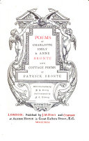 Pdf The Works of Charlotte, Emily, and Anne Brontë: Poems of Charlotte, Emily, & Anne Brontë, with cottage poems by Patrick Brontë