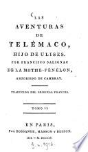 Las Aventuras De Telémaco, Hijo De Ulises