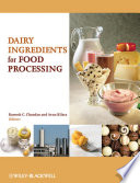 Dairy Ingredients for Food Processing Book
