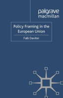 Policy Framing in the European Union - Seite ii