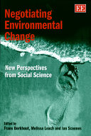 Negotiating environmental change