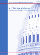 21st century challenges reexamining the base of the federal government.