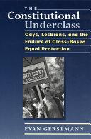 The Constitutional Underclass
