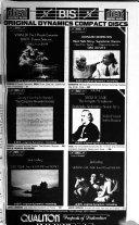 Schwann Compact Disc Catalog Book