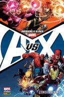 Avengers vs X-Men - Conséquences ebook