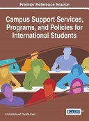 Campus Support Services, Programs, and Policies for International Students