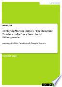 The Reluctant Fundamentalist Pdf/ePub eBook