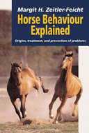Horse Behaviour Explained