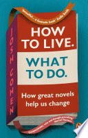 How to Live  What To Do  Book